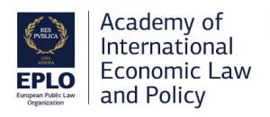 AIELPO – Academy of International Economic Law and Policy